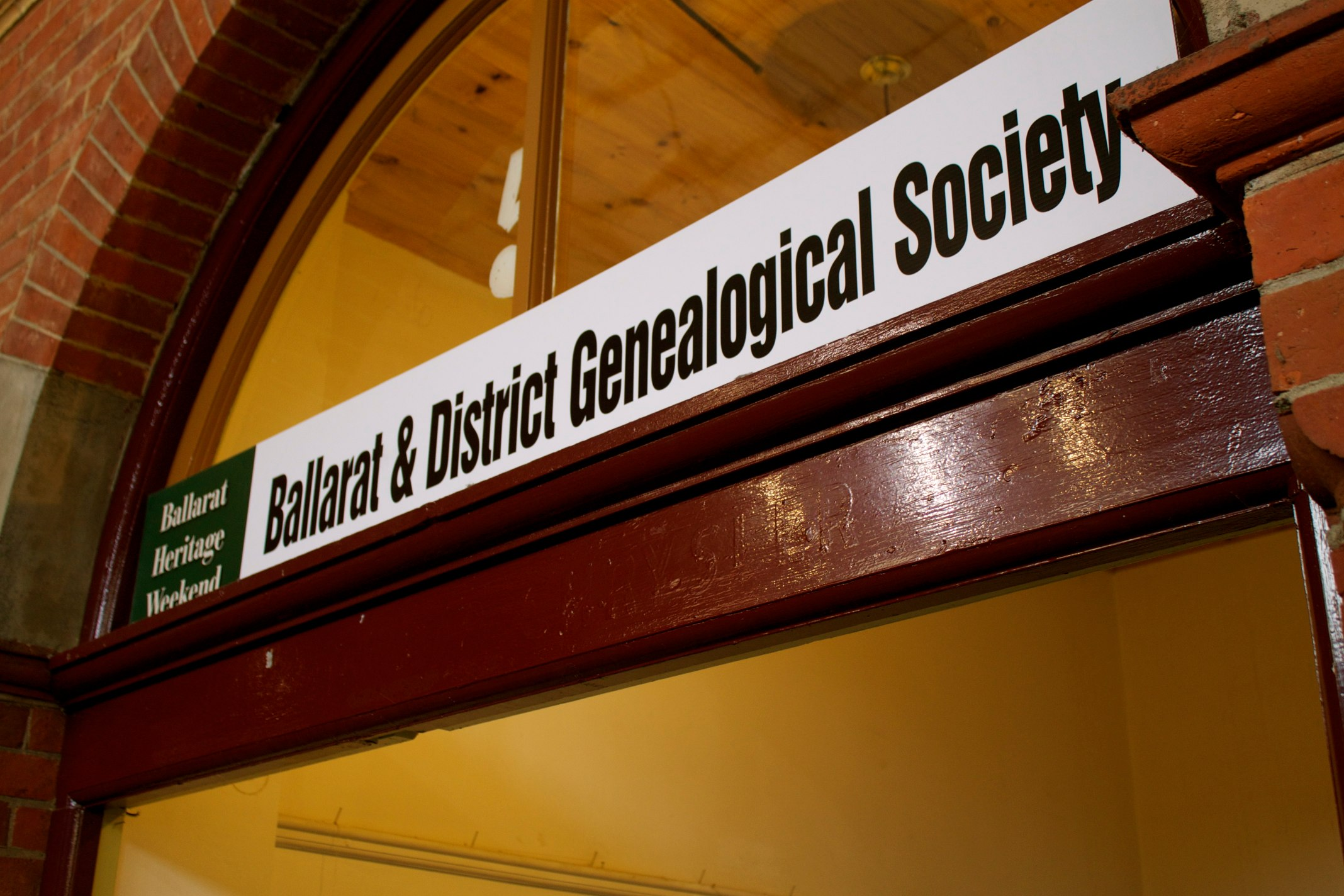 Ballarat and District Genealogical Society